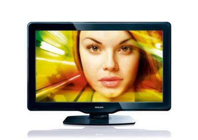 """Philips 3000 series TV LCD 32PFL3605H 81cm (32"""") Full HD 1080p DVB-T avec DigitalCrystalClear"""
