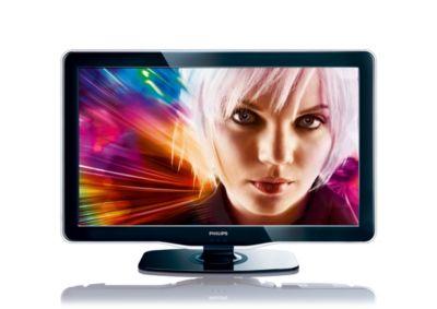 "Philips LED-TV 32PFL5605H 81 cm (32"") 1080p Full HD digitale TV met Pixel Plus HD"