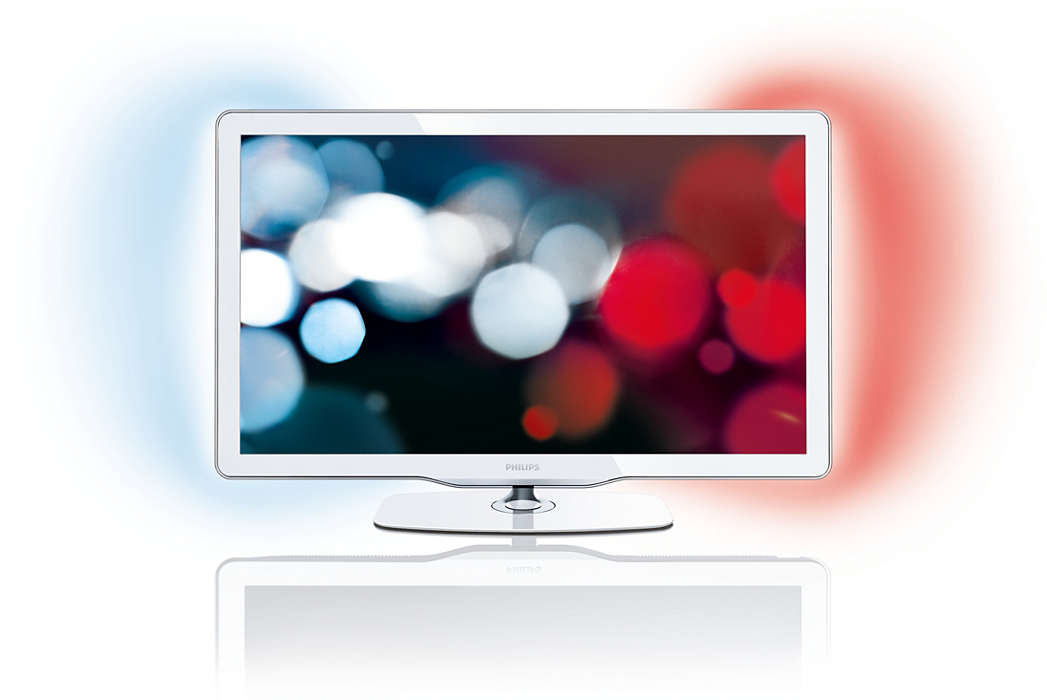 Seleccione o design do seu televisor LED