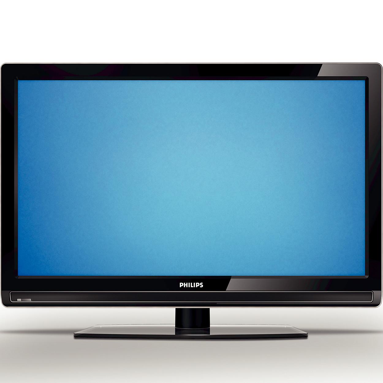 produkt philips flachbildfernseher 32pfl7762d 12 kaufen. Black Bedroom Furniture Sets. Home Design Ideas