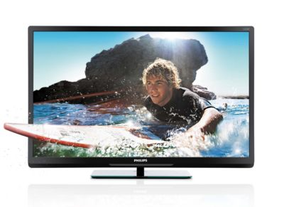 "Philips 7000 series LED TV 32PFL7977 81 cm (32"") Easy 3D DDB with Perfect Pixel HD Engine"