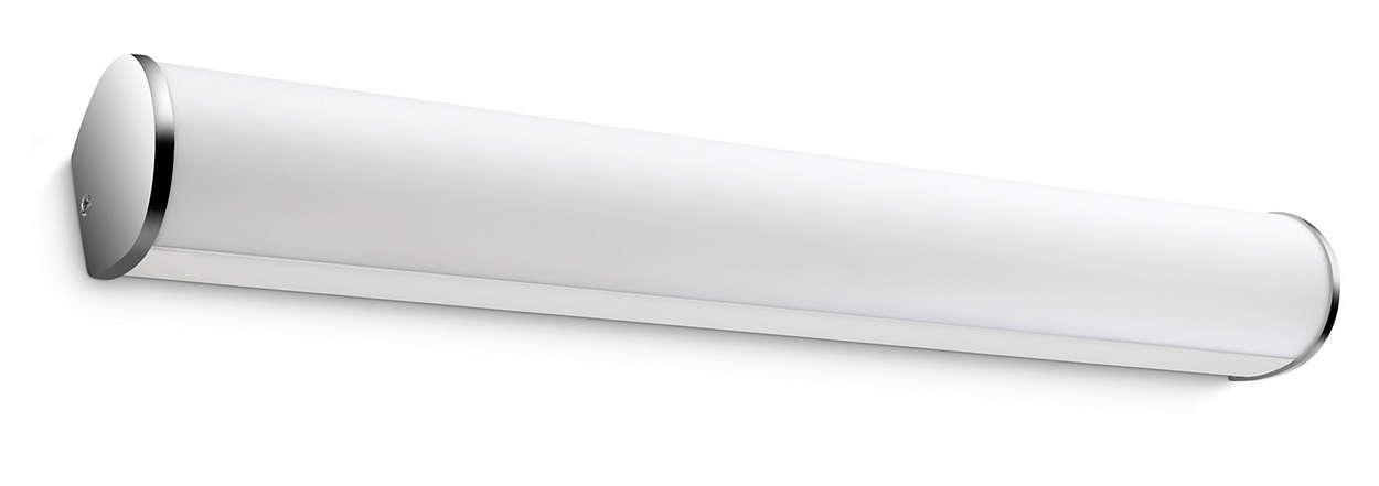 wandlamp 340591116 philips. Black Bedroom Furniture Sets. Home Design Ideas