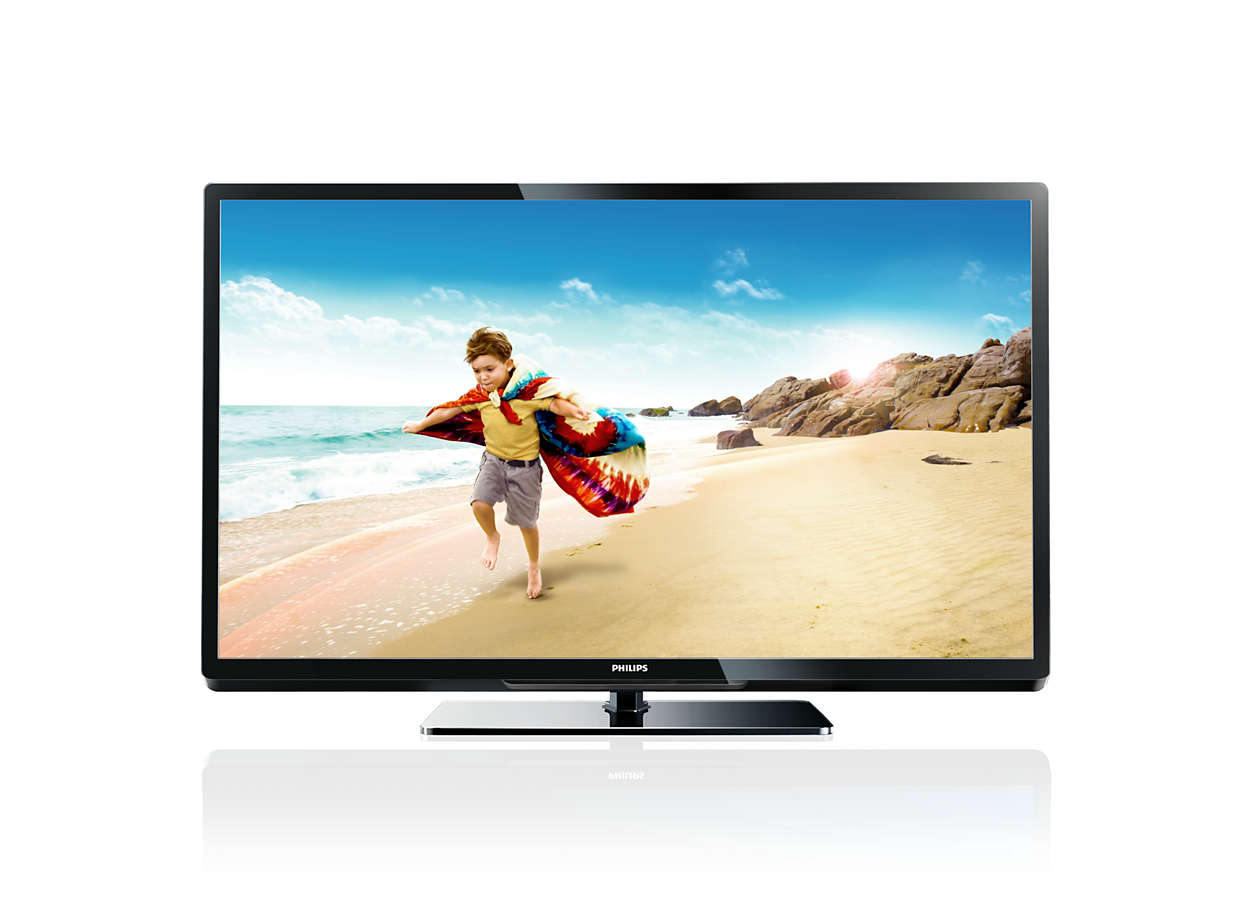 t l viseur led smart tv 37pfl3507h 12 philips. Black Bedroom Furniture Sets. Home Design Ideas