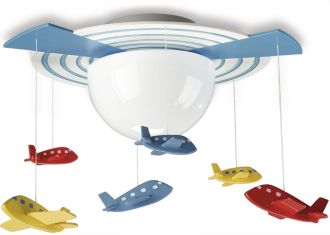 Philips Kidsplace Ceiling light 40 W 40153/55/86