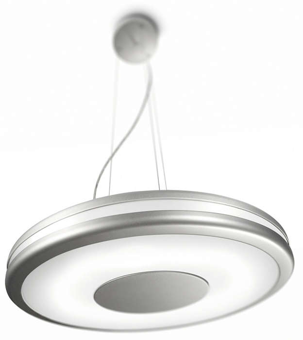 Fusion 1-light pendant lamp