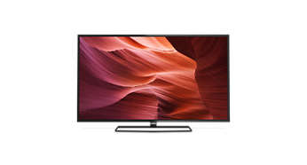 Тонкий Full HD LED TV на базе ОС AndroidT