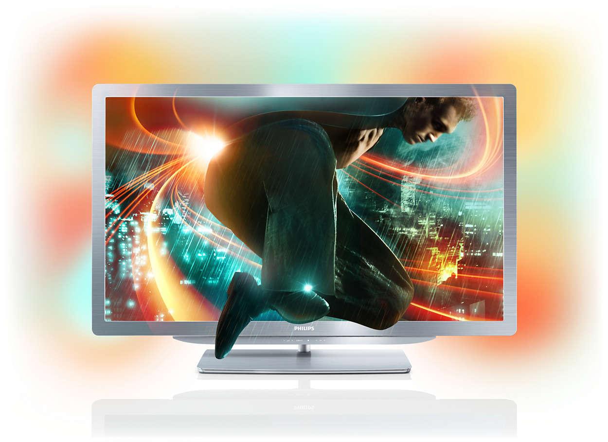 de philips smart led tv 40pfl9606k 02 kopen. Black Bedroom Furniture Sets. Home Design Ideas