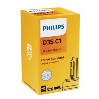 Philips  Automotive Headlight D3S 42302C1