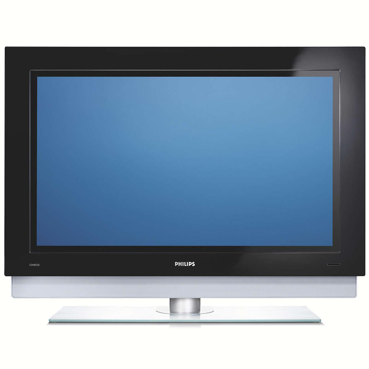 Televiseur Numerique A Ecran Large 42PF9631D 10