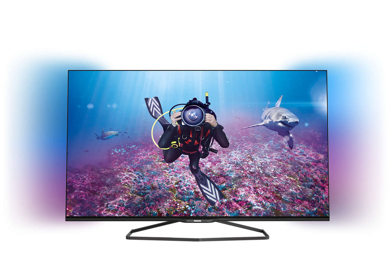 Ultra Slim Smart Full HD LED TV