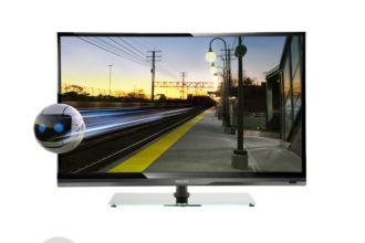 Philips 4000 series 3D Ultra Slim LED TV 107cm (42