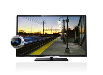 Philips 4000 series TV LED Ultrafina 107cm (42
