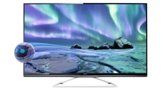 Philips 5000 series 3D Ultra Slim Smart LED TV 107cm (42
