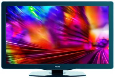 "Philips LCD TV 46PFL3705D 117cm/46"" class Full HD 1080p digital TV with Pixel Plus 3 HD"