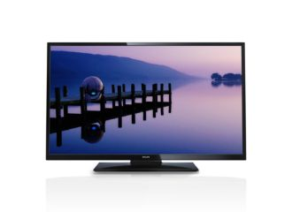 Philips 3000 series Svært slank LED-TV med Full HD 127 cm (50