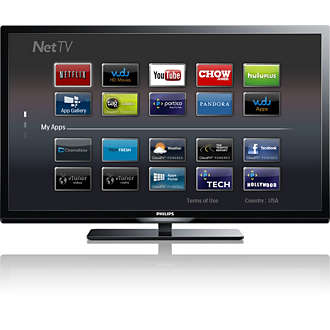 how to download hulu on philips 5000 smart tv