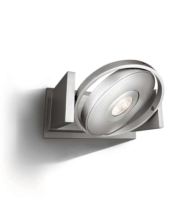 Ledino Orbit wall light