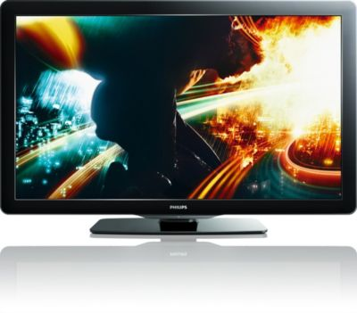 "Philips LCD TV 55PFL5706 140cm/55"" class Full HD 1080p digital TV with Pixel Precise HD"