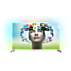 8200 series Rakbladstunn Full HD-TV med Android™ TV