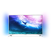 6000 series Televisor 4K ultra fino com Android TV™