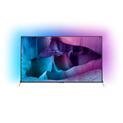 7600 series Superslanke 4K UHD-TV powered by Android™