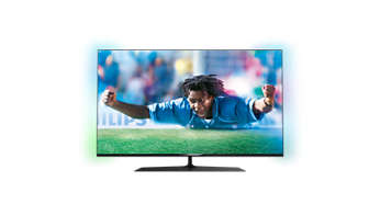 ultraflacher smart 4k ultra hd led fernseher 55pus7809 12 philips. Black Bedroom Furniture Sets. Home Design Ideas