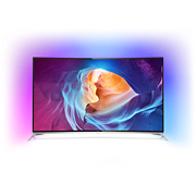 8700 series Curved 4K LED-Fernseher powered by Android TV™