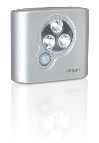 Philips  SpotOn sølv  69101/14/PH