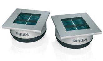 Philips Convenience SolarSpot Set van 2 69130/87/PH