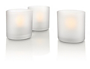Naturelle TeaLights 3 kompl.