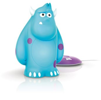 Sulley blue LED SoftPal Portable light friend