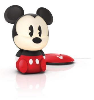 Philips  Tafellamp SoftPal Mickey 71709/30/16
