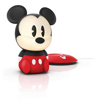 Philips  Tafellamp SoftPal Mickey 71709/30/16