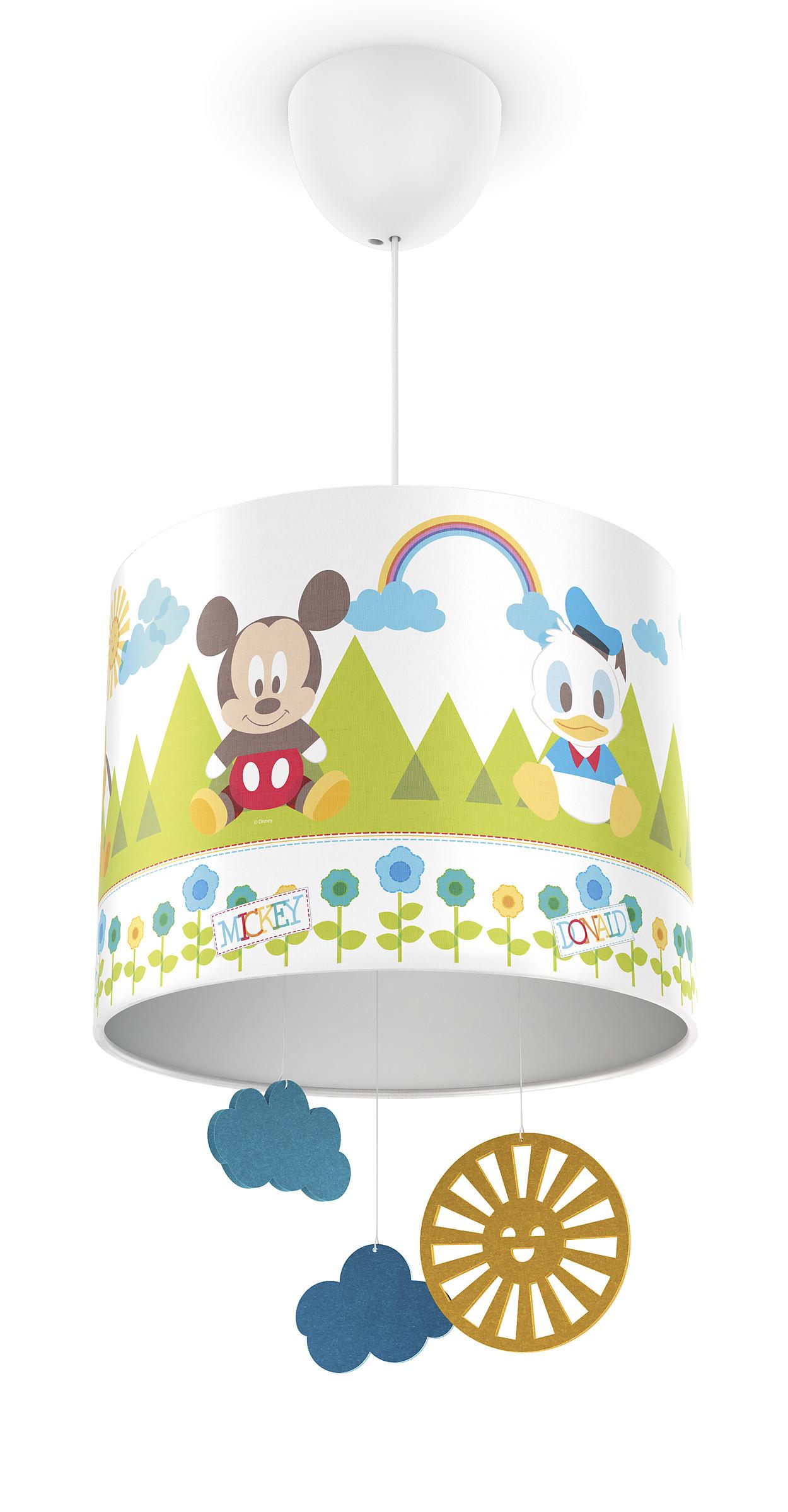 lampadario topolino : Lampada a sospensione 717533016 Disney