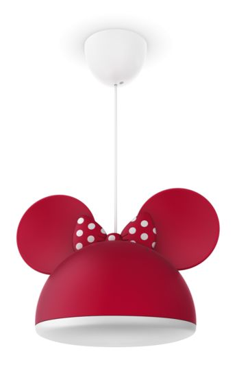 Philips Disney Minnie Mouse Suspension Light