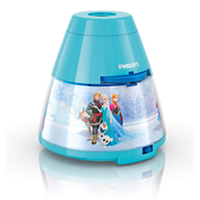 Disney 2-in-1 Projector and night light