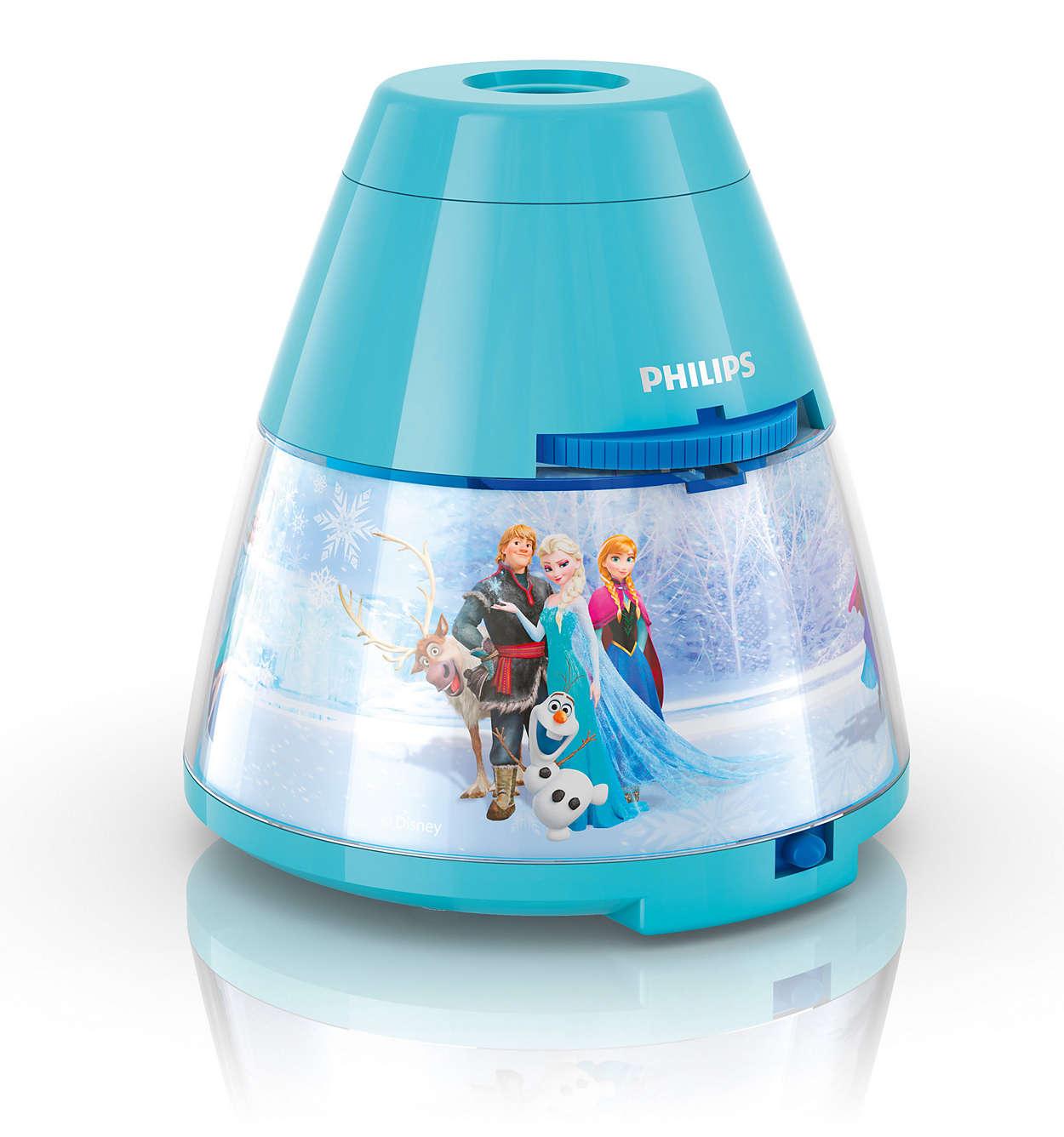 2 In 1 Projector En Nachtlampje 717690816 Disney