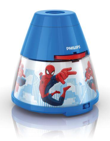 Philips Marvel 2-in-1: projector en nachtlampje