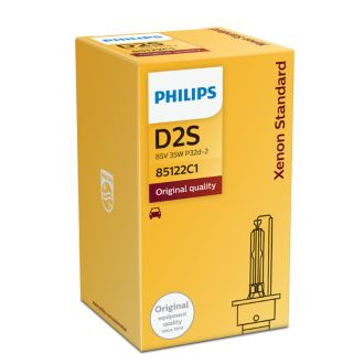 Philips  Automotive Headlight D2S 85122C1
