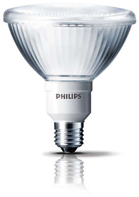 Reflector energy saving bulb