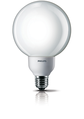 Globe energy saving bulb