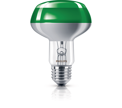 ampoule r flecteur incandescence 8711500066534 philips. Black Bedroom Furniture Sets. Home Design Ideas