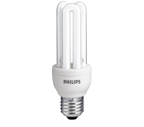 Genie foco tubular de bajo consumo 8711500269294 philips - Focos de bajo consumo para exterior ...