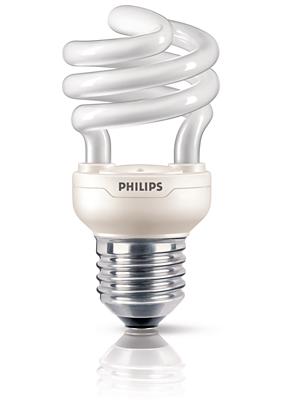 Spaarlamp spiraal
