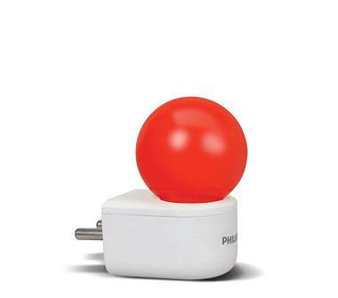 0.5W (15W) 2 Pin Red Bulb