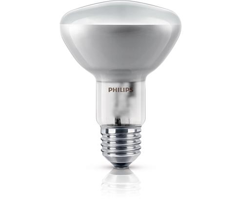halogen classic ampoule halog ne r flecteur 8727900835304 philips. Black Bedroom Furniture Sets. Home Design Ideas