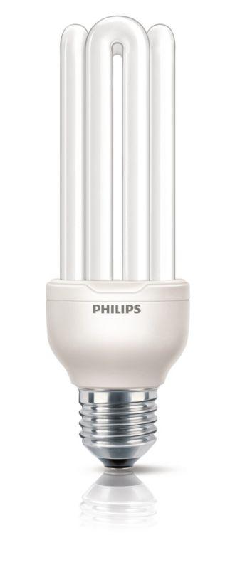 Philips  Lâmpada economizadora de tubos 23W 872790092997300