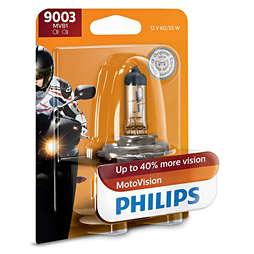 MotoVision Motorcycle headlight bulb