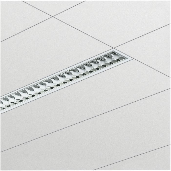 SmartForm – the new standard for office lighting with slender recessed luminaires
