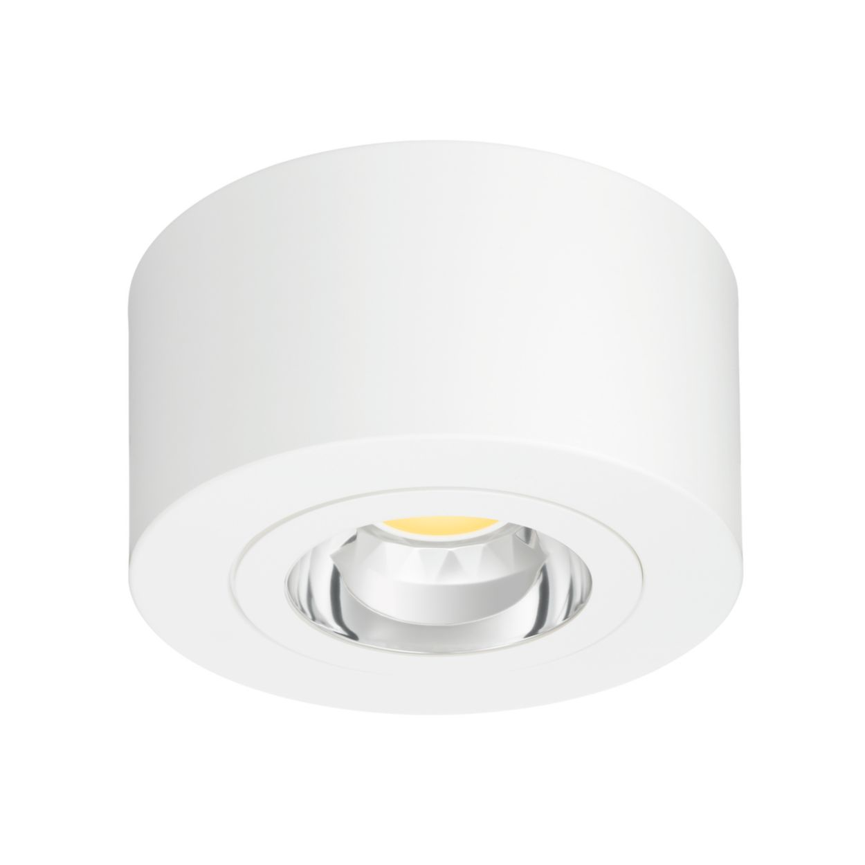 LuxSpace Surface-mounted – top-quality, energy-saving LED light